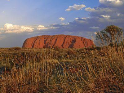 Ayers Rock Uluru Northern Territory Aboriginal culture Sunset