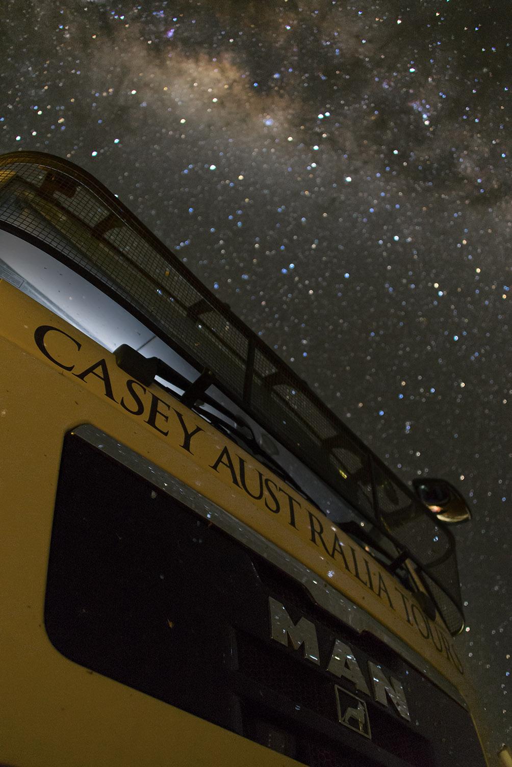 Casey Australia Tour