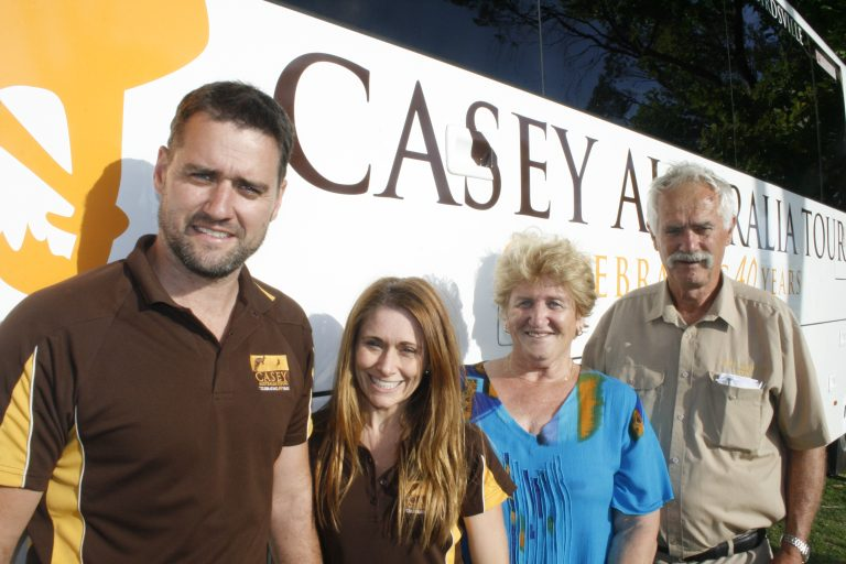 Casey Tours Staff