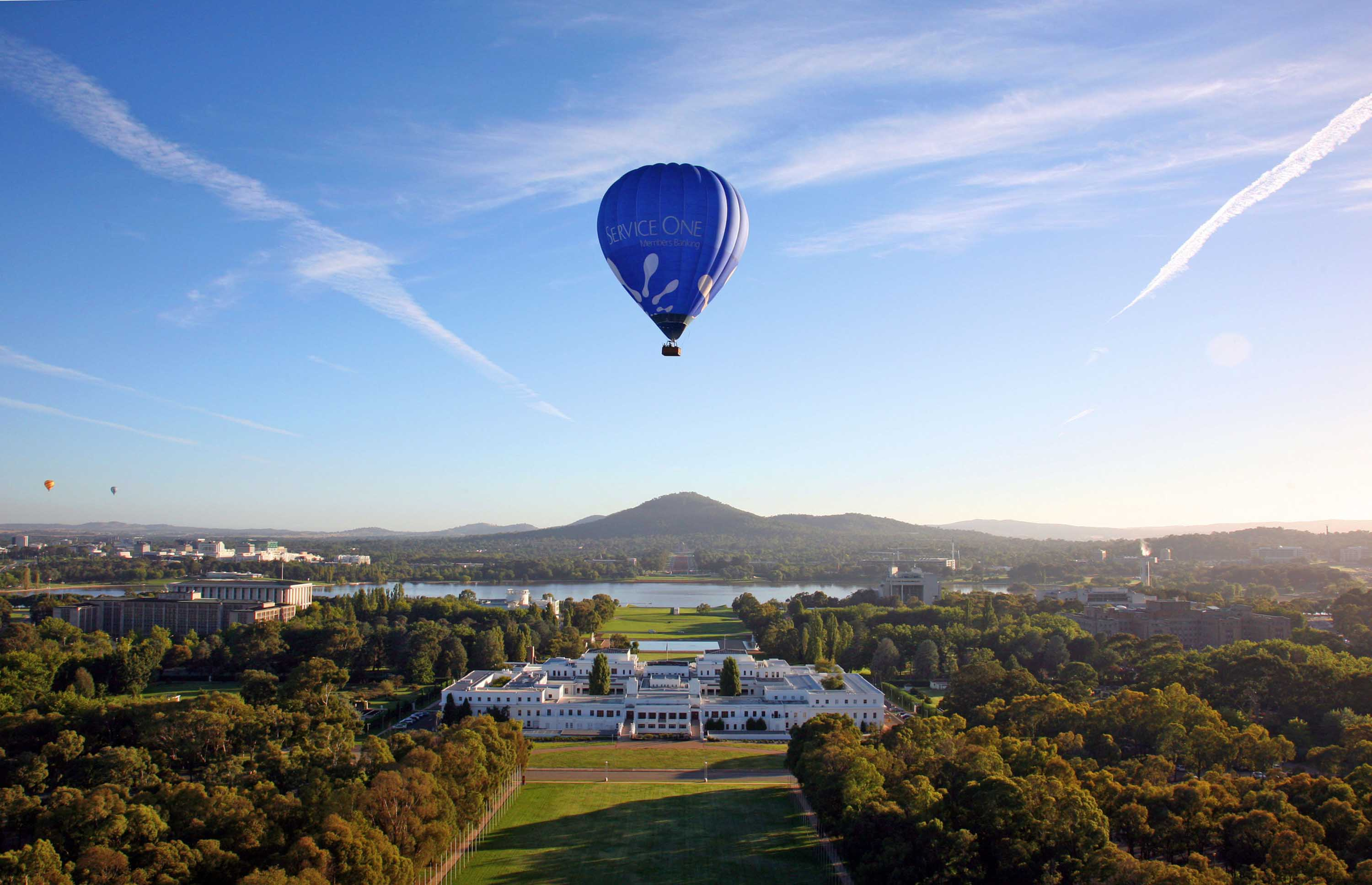 Hot Air Balloon Ride Canberra