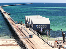 Busselton Jetty and Underwater Observatory