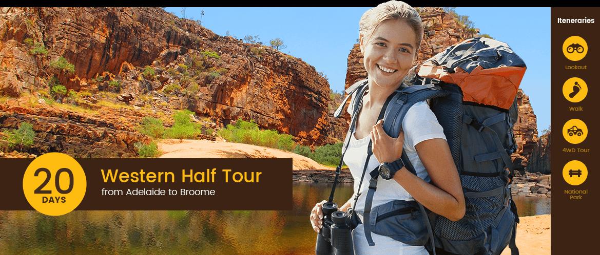 Western Half Tour