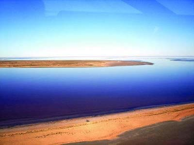 Jackboot Bay Lake Eyre HQ