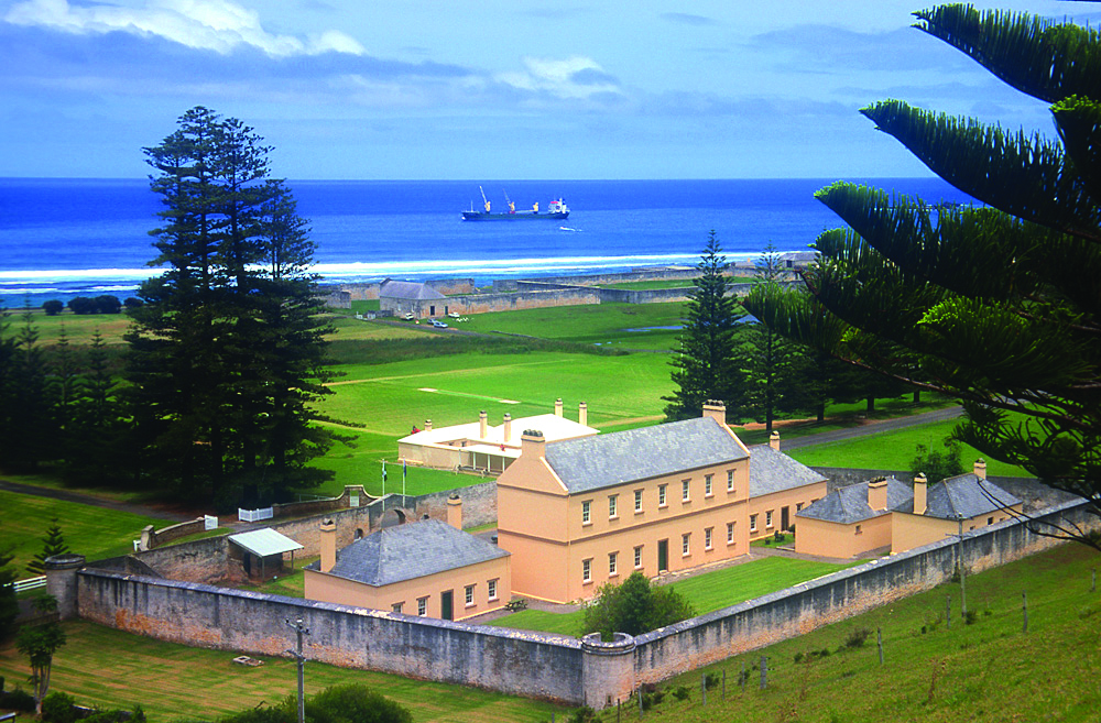 6 Day Norfolk Island Tour