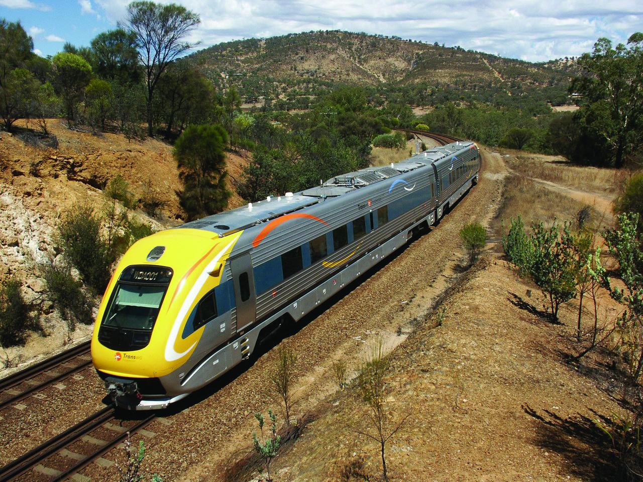 Prospector Train