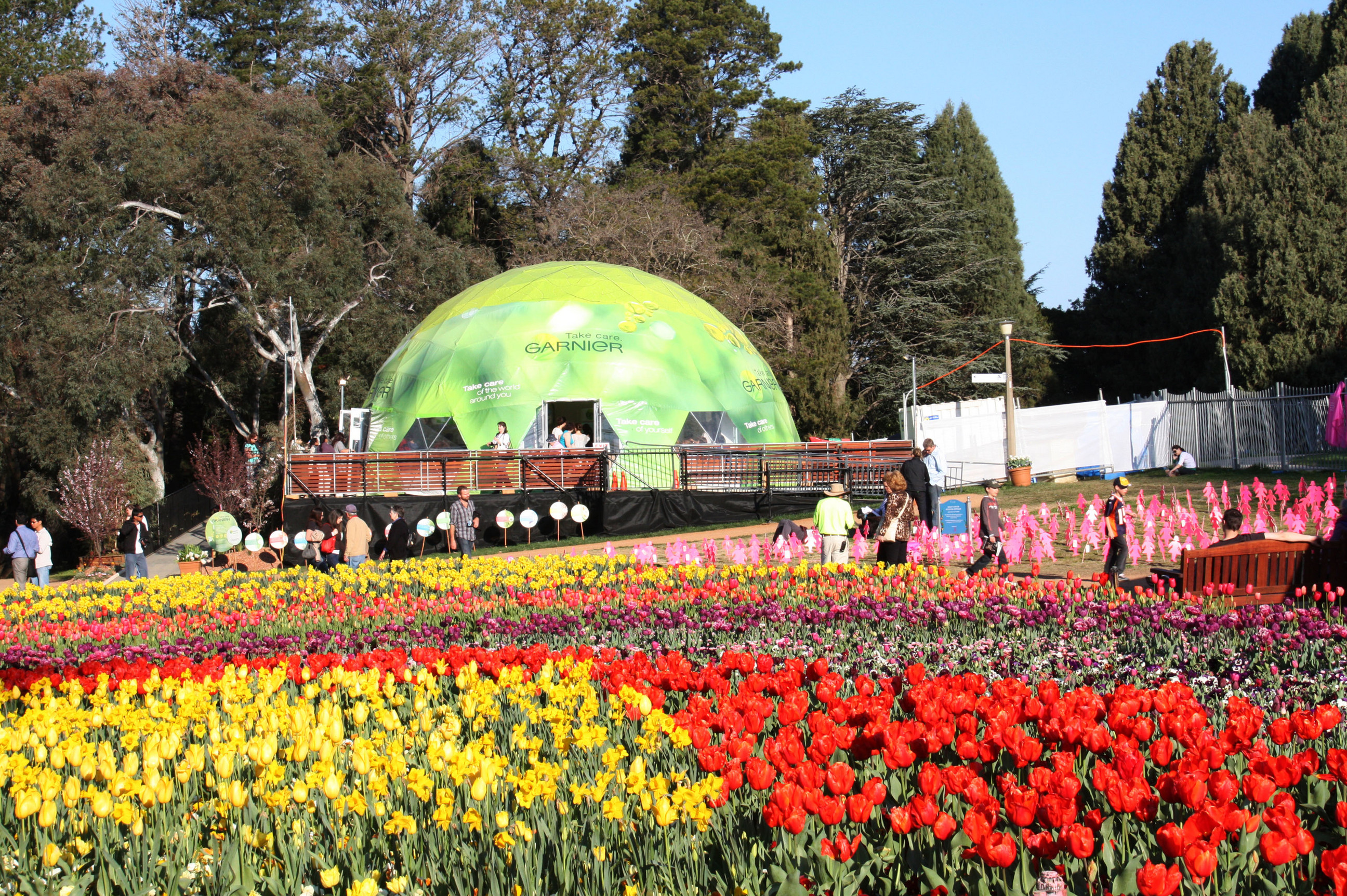 6 Day Floriade, Canberra