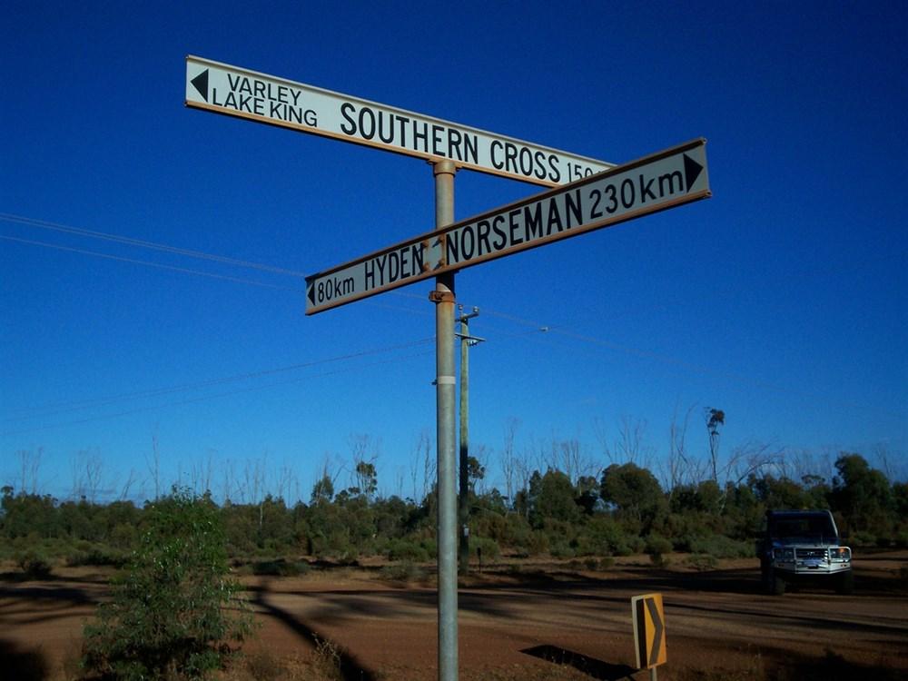 Hyden Norseman Road