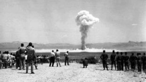 The National Atomic Testing