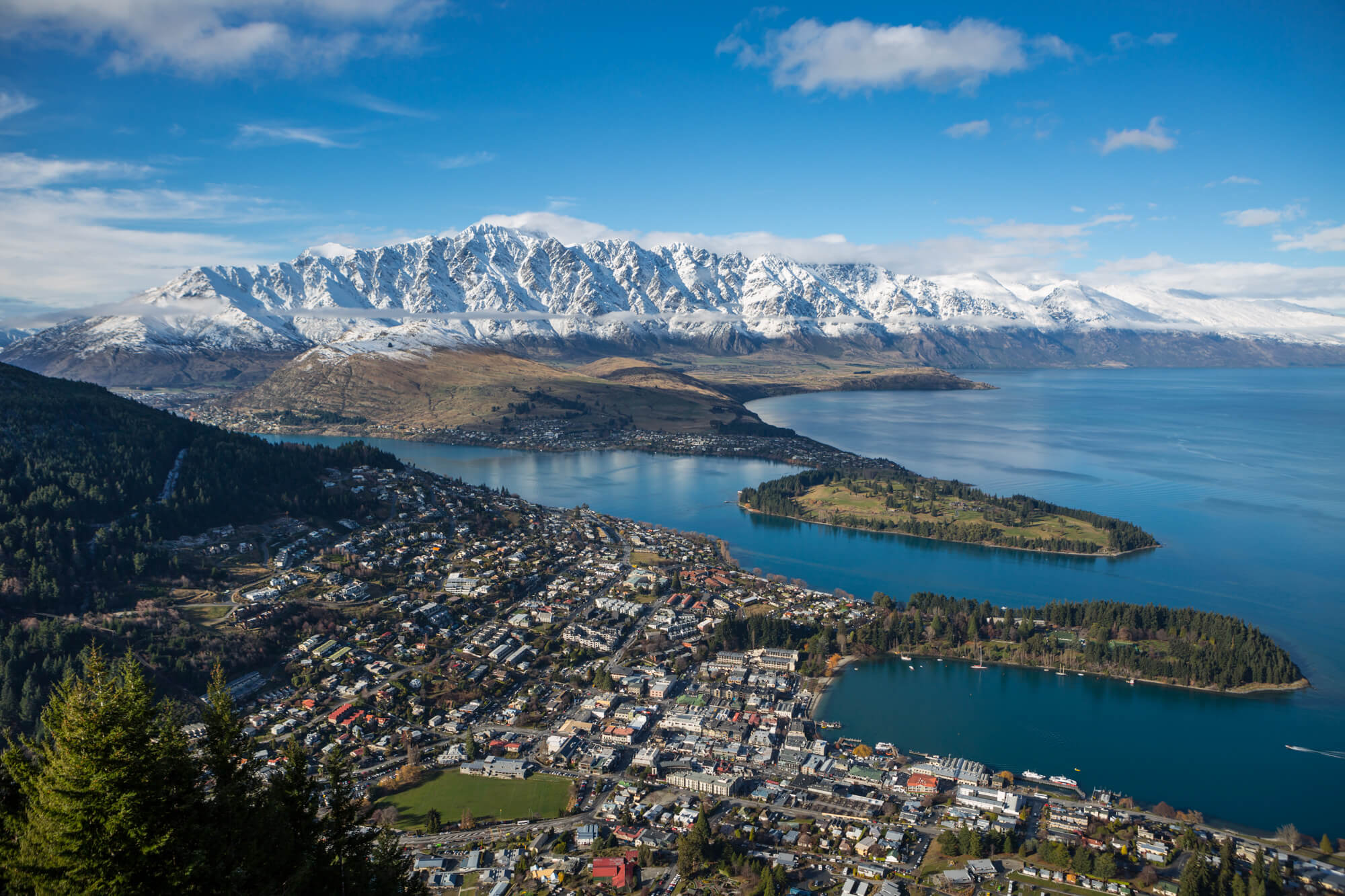 17 Day New Zealand – Including the Bay of Isles