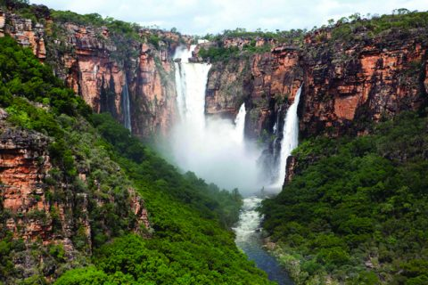 Kakadu Waterfalls