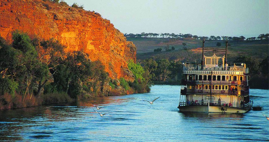 Cruise the Murray River