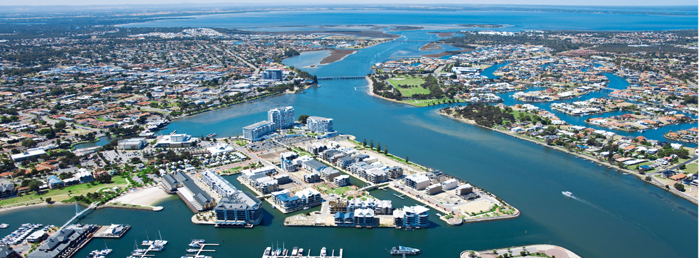 Mandurah and Estuary