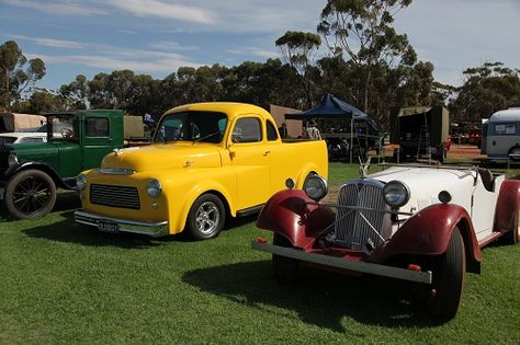 Brookton Old Time Motor Show