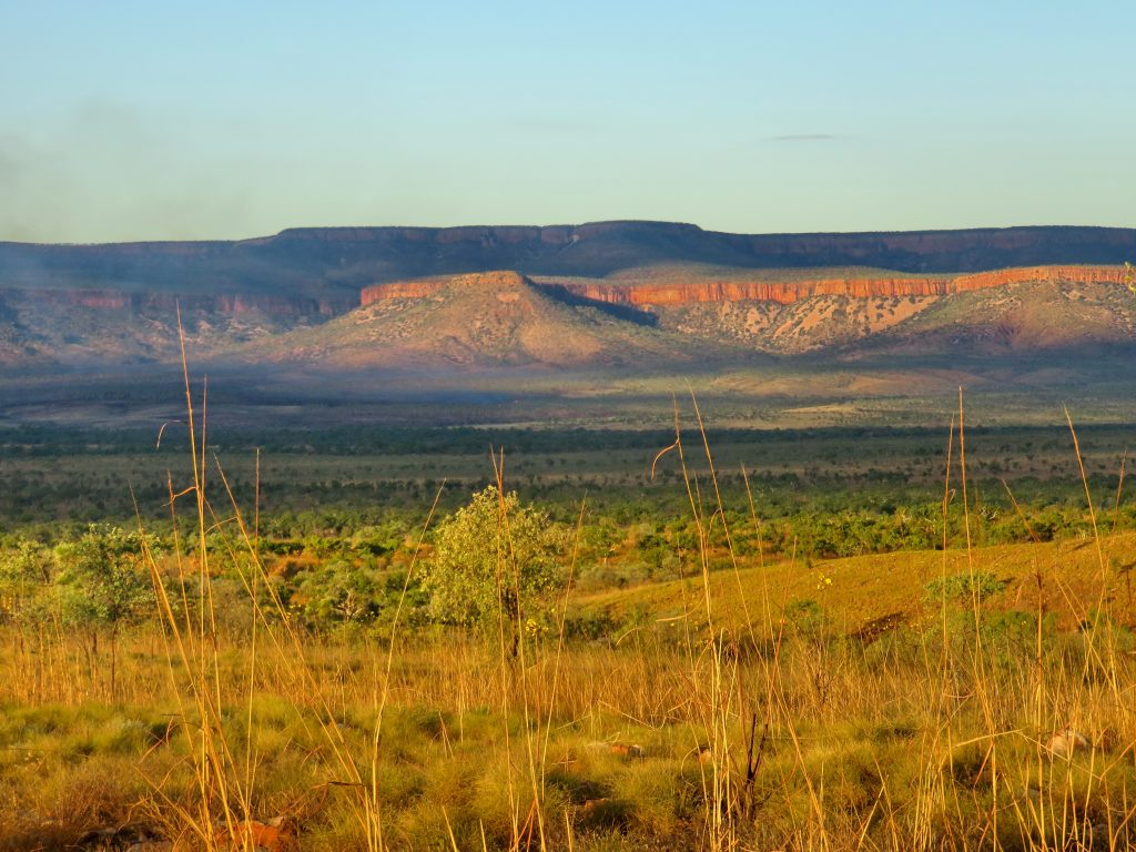 Cockburn Ranges Home Valley
