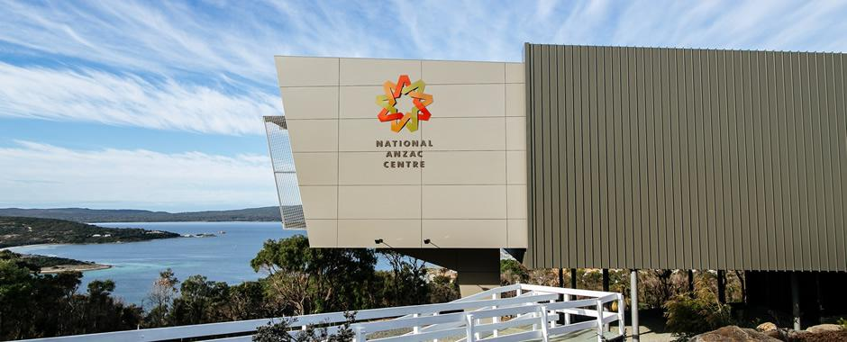 National Anzac Centre (Albany)