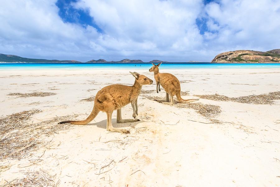 Esperance in Western Australia
