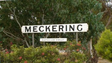 Meckering Earthquake