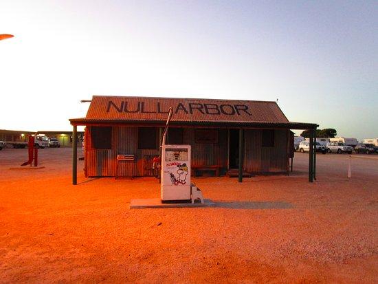 The Old Nullarbor Garage