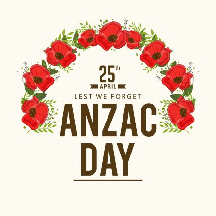 ANZAC's Day