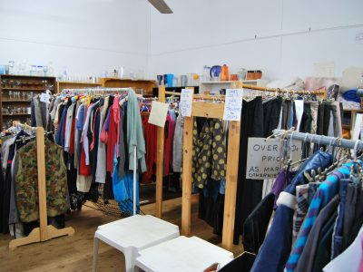 Vintage Clothing Shopping Tour