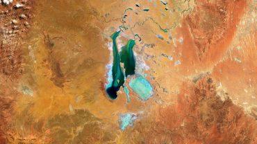 Lake Eyre South Australia