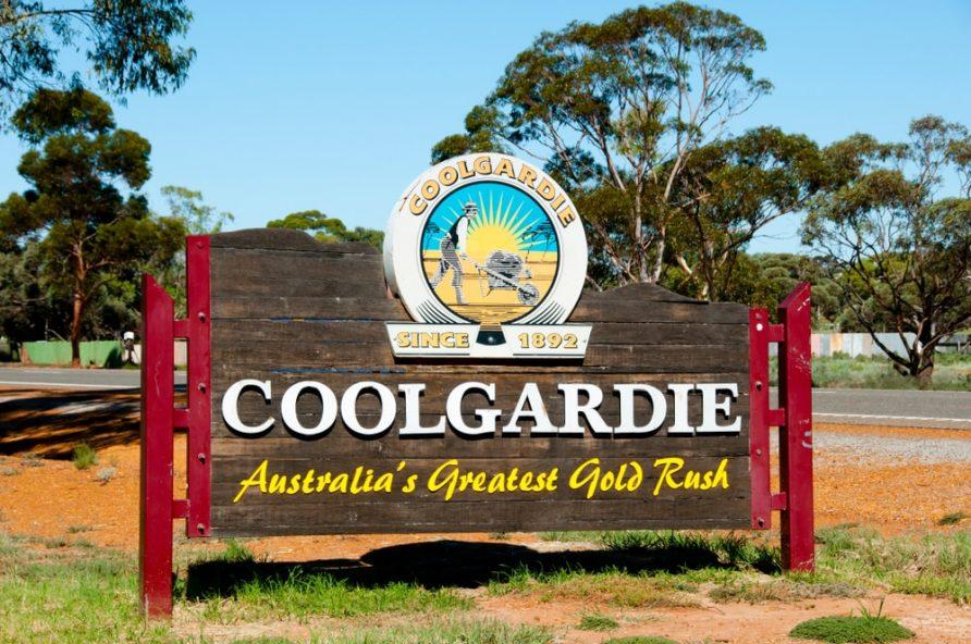 Coolgardie - Eastern Goldfields WA