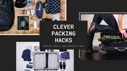 Clever Packing Hacks