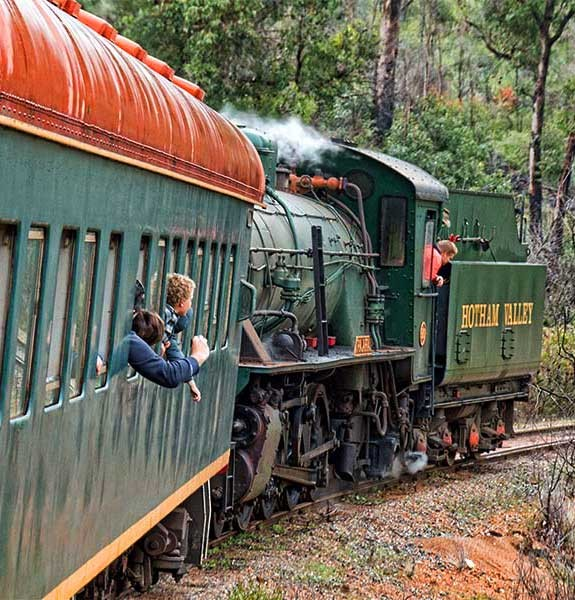 Dwellingup Forest Train Day Tour