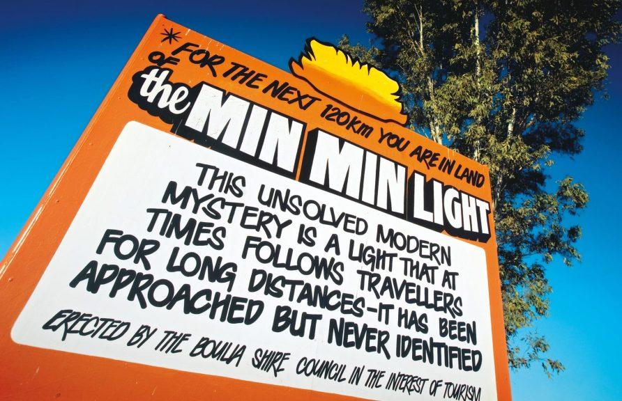 Min Min Lights