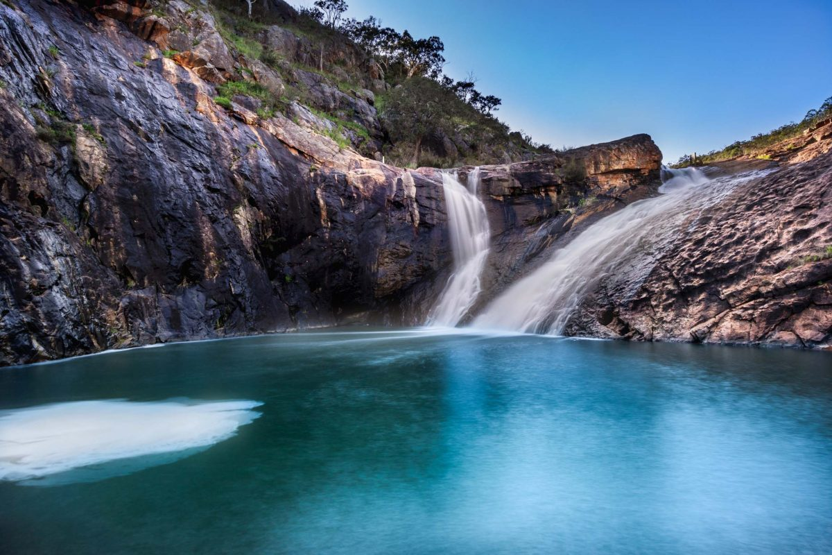 Serpentine Falls & Fairbridge Historic Day Tour